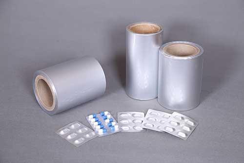 冷成型固體藥用復合硬片