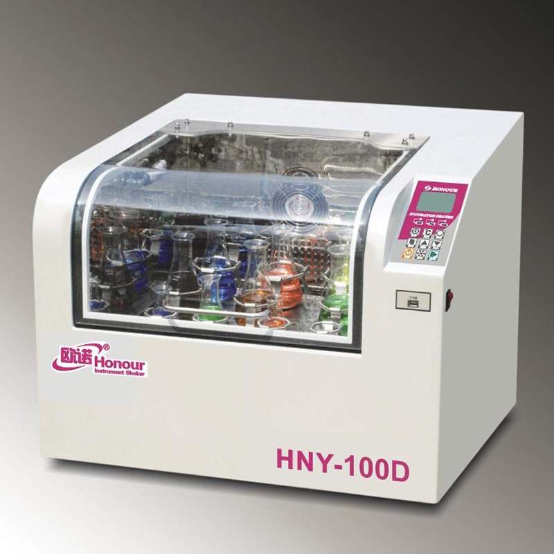 气浴恒温摇床HNY-100D(台式智能恒温培养振荡器)