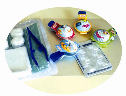 藥用PVC/PE,PET/PE,PP/PE復合材料