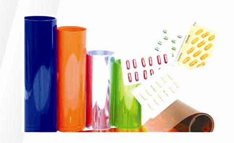 藥用PVC硬片
