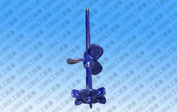 軸渦組合式攪拌器1