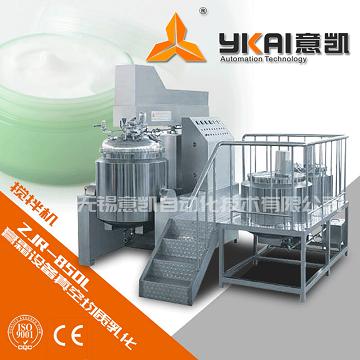 高剪切分散乳化机 让产品更均匀细腻稳定