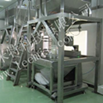 称重、计量与配料系统
