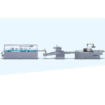 铝塑泡罩/枕式/装盒自动包装生产线
