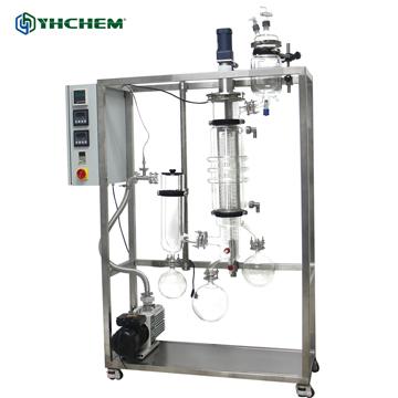 短程蒸馏设备分子蒸馏仪