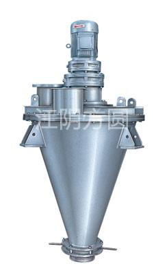 SHJ系列双螺杆锥形混和机