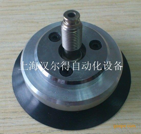 PF80G真空吸盘配件可耐高温350度丁腈胶硅胶等材质吸盘