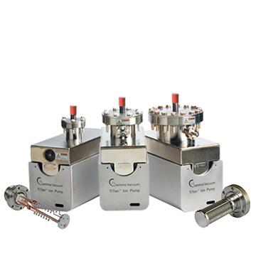 Gamma Vacuum 钛升华泵