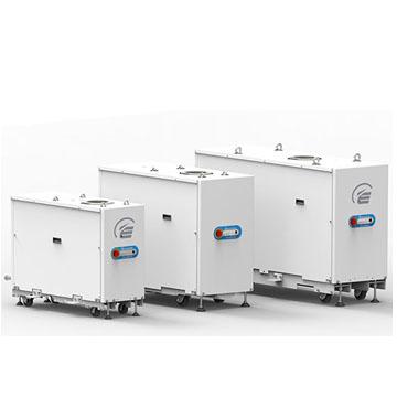 iXL 高性能干式真空泵机组