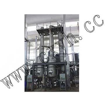 列管式降膜蒸發器