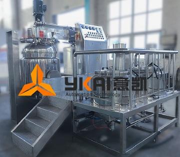 高剪切乳化机 反应合成溶液的均匀混合搅拌釜