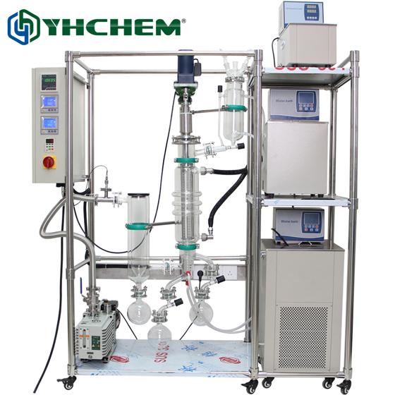 植物油提纯设备分子蒸馏器