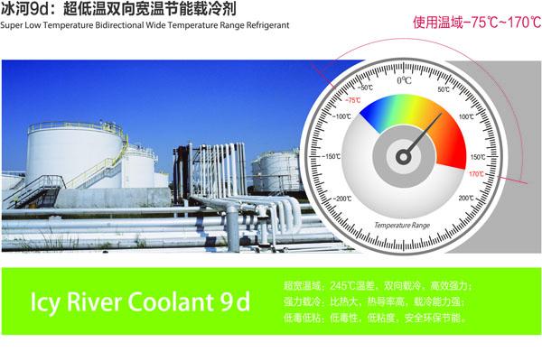 超低温双向宽温节能载冷剂