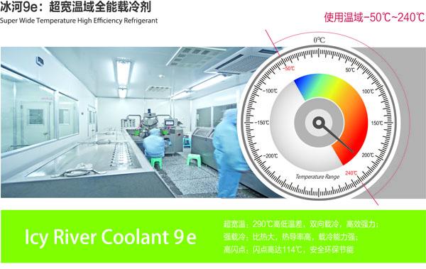 超宽温域全能载冷剂