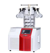 多歧管压盖型实验室冻干机CTFD-10PT