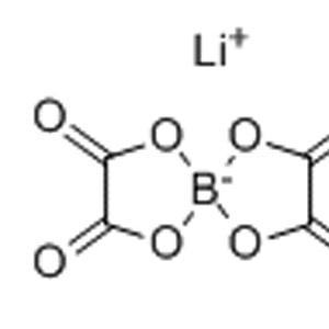双草酸硼酸锂