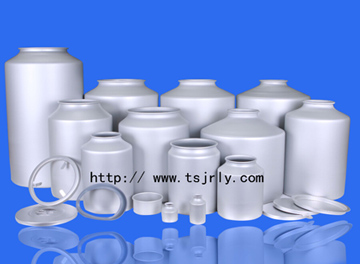 aluminum bottle/canister