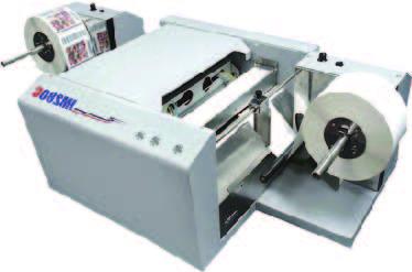 彩色卷筒标签打印机
