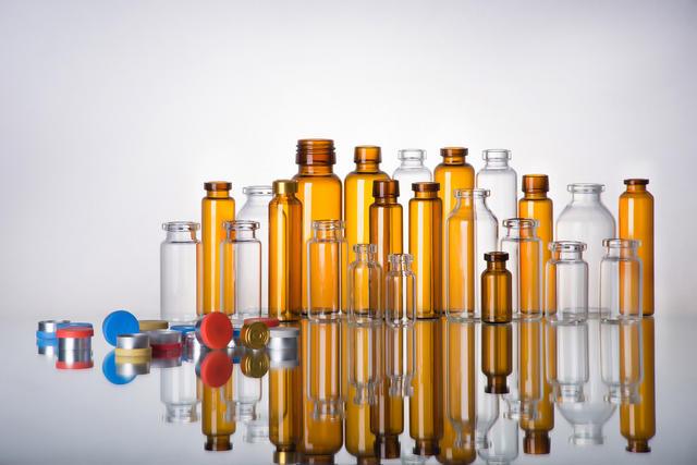 管制玻璃瓶,瓶蓋
