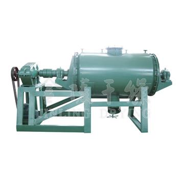 ZHG-I 系列热板式真空干燥机( 简易式真空耙式)