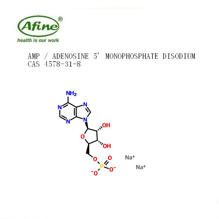 AMP (ADENOSINE 5' MONOPHOSPHATE) DISODIUM5'-腺嘌呤核苷酸二钠盐