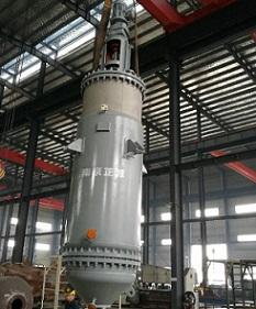 5㎡不锈钢薄膜蒸发器