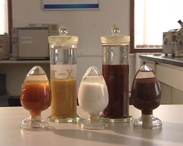 植物提取分离纯化树脂