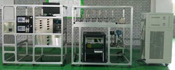 微反应器实验系统