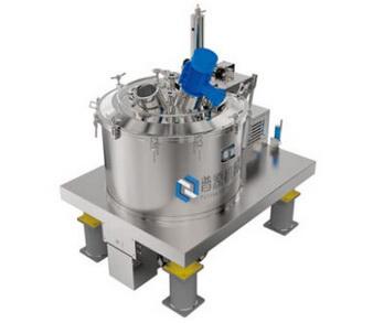 PGZQ系列全自动下卸料自清洁型离心机