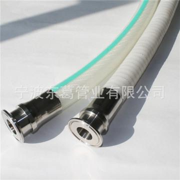 FDA标准 制药级硅胶管 食品级软管 钢丝硅胶管硅胶软管总成