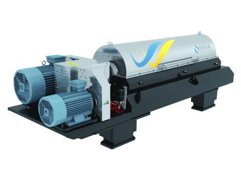 LWT系列增压卧式螺旋卸料沉降离心机