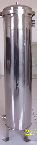 低压抱箍式袋式过滤器 单袋式过滤器 多袋式过滤器 前置过滤器