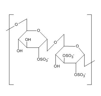 右旋糖酐硫酸酯钠盐
