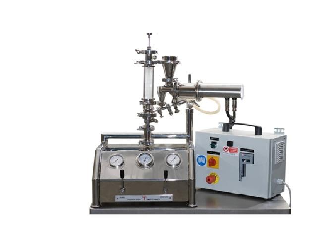 试验型超微气流粉碎机