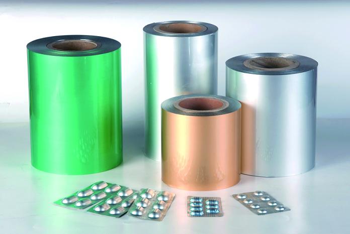 熱帶型泡罩鋁/冷沖壓成型鋁/藥用鋁箔