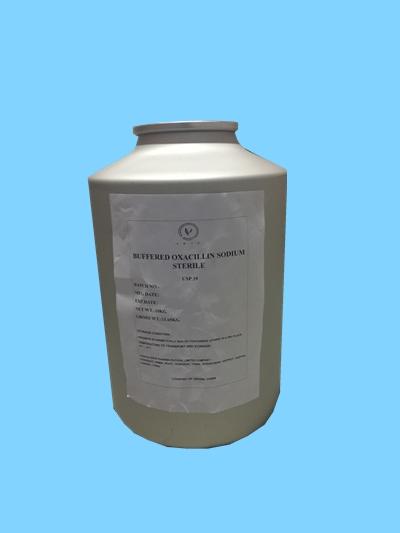 苯唑西林钠