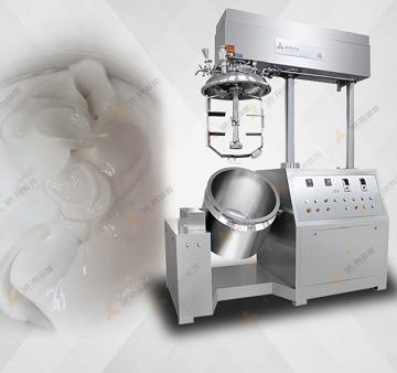 生产制备软膏剂选带乳化真空功能的设备