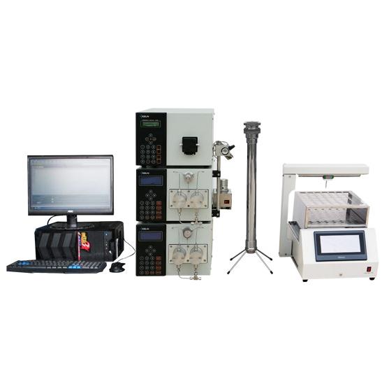 半制備/制備液相色譜(SAC)系統