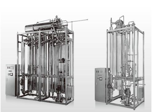 纯化水机,蒸馏水机,纯蒸汽发生器