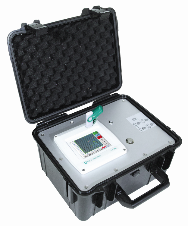 压缩气体检测设备