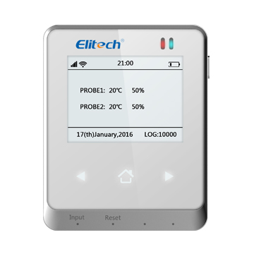 RCW-200  3G/WIFI 物联网温湿度检测仪