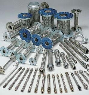 PTFE金属不锈钢软管
