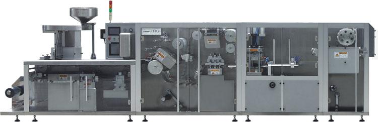辊版铝塑铝泡罩包装机