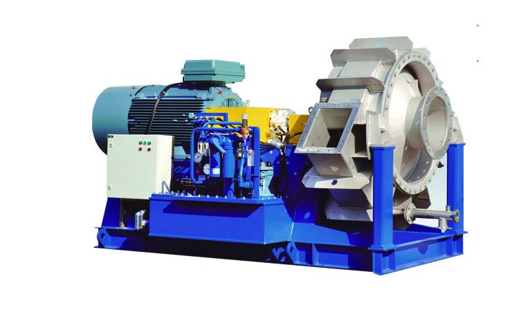 ExVel蒸汽压缩风机