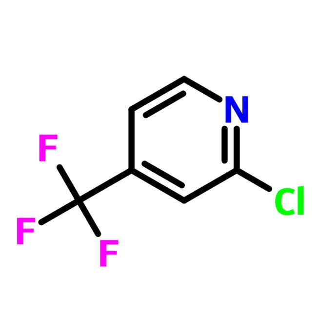 2-氯-4-三氟甲基吡啶, 2-Chloro-4-(trifluoromethyl)pyridine