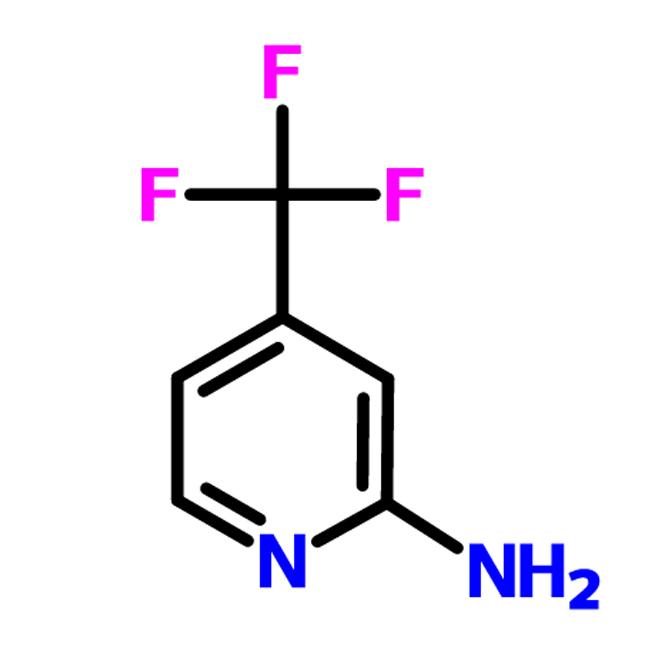 2-氨基-4-三氟甲基吡啶, 2-Amino-4-(trifluoromethyl)pyridine
