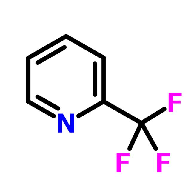 2-三氟甲基吡啶, 2-(Trifluoromethyl)pyridine