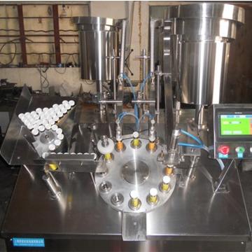 自动30型泡腾片装片机