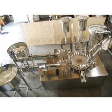 60型泡腾片灌装机