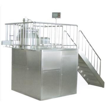 HL系列湿法混合制粒机